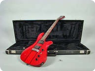 Bc Rich Eagle Deluxe ON HOLD 2001 Trans Red