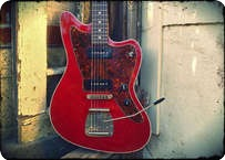Rock N Roll Relics Jazz 90 2014 Red