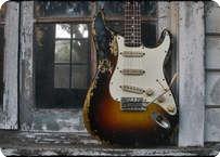 Rock N Roll Relics Blackmore 2014 Sunburst