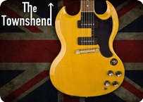 Rock N Roll Relics Townshend 2014 Yellow