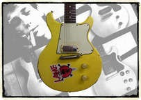 Rock N Roll Relics Thunders 2014 Yellow