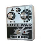 Audio Fuzz War Death 2014