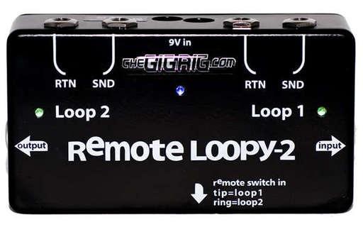 Thegigrig Remote Loopy 2 2014