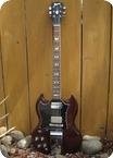 Gibson Tony Iommis SG Standard 1970