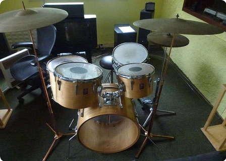 Keith Moon's Premier Natural Finish Drum Kit 1975 Natural