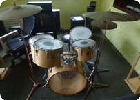 Keith Moons Premier Natural Finish Drum Kit 1975 Natural