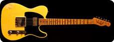 Fender 53 Telecaster Heavy Relic 2014 Blonde HB