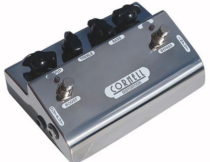 Cornell  Distortion Pedal