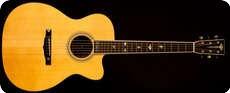 Martin Andy Summers 000C28 Limited 2014 Natural