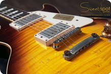 Gibson Historic Collection Les Paul Joe Perry Inspired By Aged By Tom Murphy 2013 Tobacco Sunburst