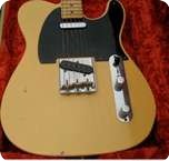 Fender Telecaster 52 Relic 2014 Honey Blond