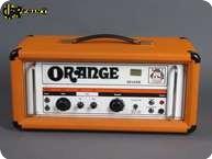 Orange Reverb 1975 Orange Tolex