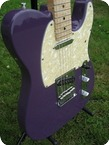 Fender Custom Shop Telecaster 1998 Purple