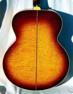 Gibson J200 1967 Sunburst