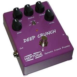 Heptode Deep Crunch 2014