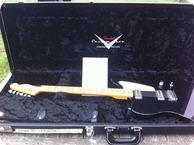 Fender Custom Shop Reverse Jazzmaster La Cabronita La Boracha 2012 Black Relic