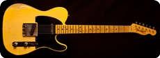 Fender Telecaster Custom Shop 52 Heavy Relic 2014 Blonde