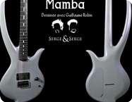 PMC Guitars Mamba 2014 White