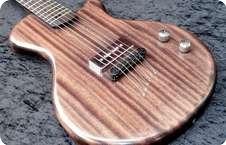 PMC Guitars Waukesha P90 2014 Natural