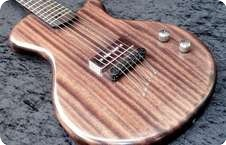 PMC Guitars Waukesha P90 2014 Natural
