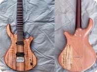 PMC Guitars Blast Fly 2014 Natural
