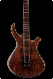 Pmc Guitars Blast Fly X 2014 Natural