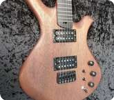 PMC Guitars Blast Distressed 2014 Natural