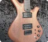 PMC Guitars Blast Distressed 2014 Natural