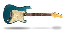 Fender Stratocaster Eric Johnson Rosewood Lucerne Aqua Firemist 2008 Lucerne Aqua Firemist