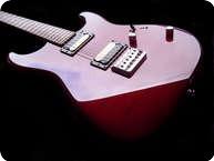 MacPherson Guitars The Nomad 2011