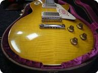 Gibson Les Paul R9 Custom Shop 2014 Lemon Burst