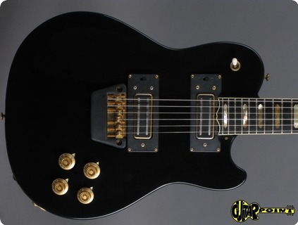 Ovation Uk Ii (viper) 1978 Black