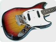 Fender Mustang 1975 Sunbrust