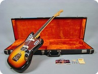 Fender Jaguar ON HOLD 1965 Sunburst