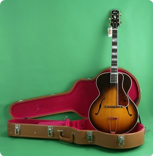 Gibson L5 1934 Re Issue 2007 Natural