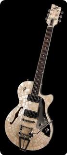 duesenberg starplayer tv 2014 ice pearl guitar for sale resident guitars. Black Bedroom Furniture Sets. Home Design Ideas