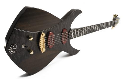 Dorian Boutique Guitars Rondo Solid Body 2014 Congo