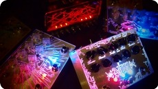 EGO Electronic Ice Crackle Preamp 2014