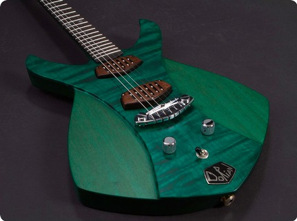 Dorian 'rondo' (solid) 2014 Green