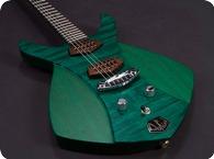 Dorian Rondo Solid 2014 Green