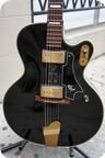Supro Valtrol Coronado 1590A 1957 Black