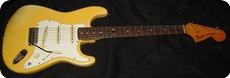 Fender Stratocaster 1973 Olympic White