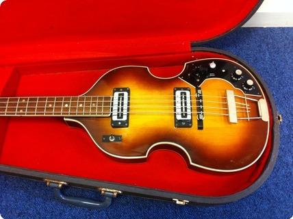 Höfner Guitars 5000/1 Sunburst