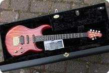 Music Man Musicman BFR Koa Top Luke Steve Lukather 2014
