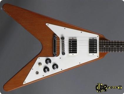 Gibson Flying V 1980 Natural