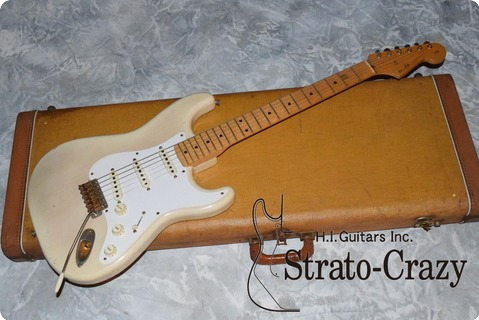 Fender Stratocaster 1958 Mary Kaye Guitar For Sale H.I. Guitars, Inc.