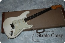 Fendr USA Stratocaster 1962 Olympic White