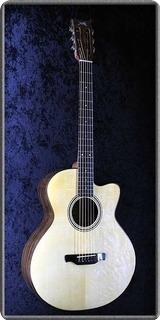 Stevens Custom Guitars Model Ca 2019 Highgloss