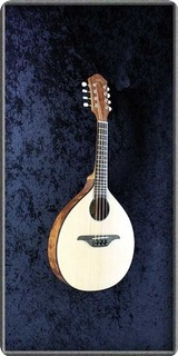 Stevens Custom Guitars Mandolin  2019 Natural