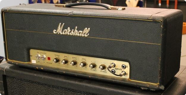 Marshall 1987 JMP 50 1969 Amp For Sale Kitarakuu Oy